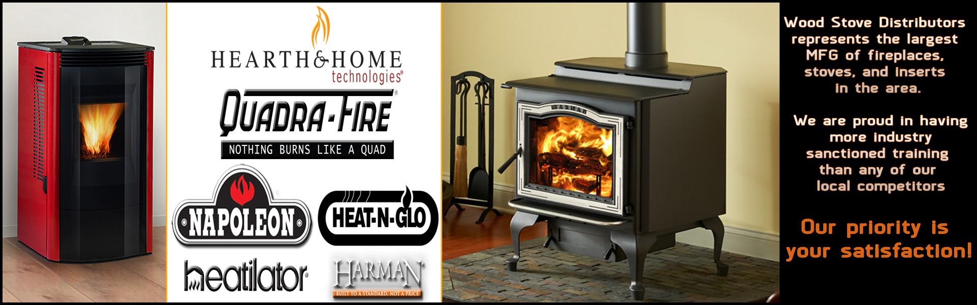 woodstove distributors inc